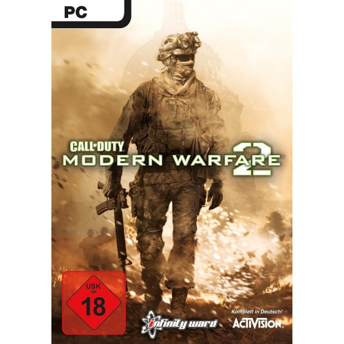 Call of Duty Modern Warfare 2 DEVersion