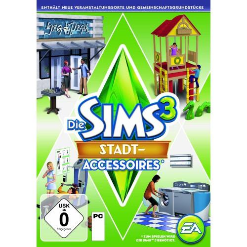 Sims 3 StadtAccessoires