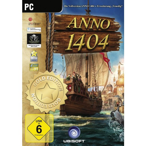 ANNO 1404 GoldEdition