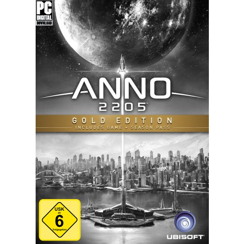 ANNO 2205 Gold Edition