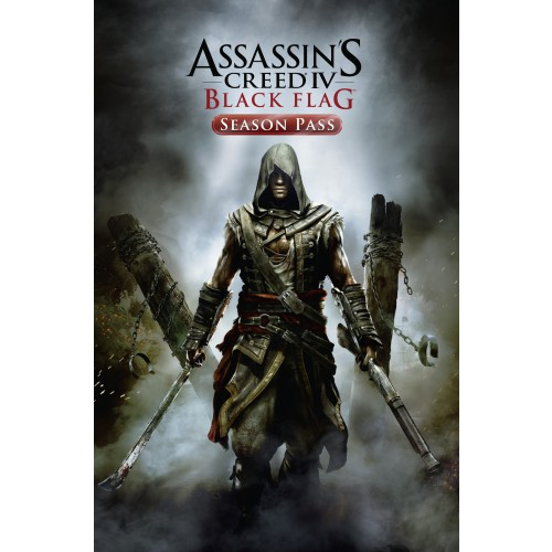 Assassin's Creed 4 Black Flag Season Pass