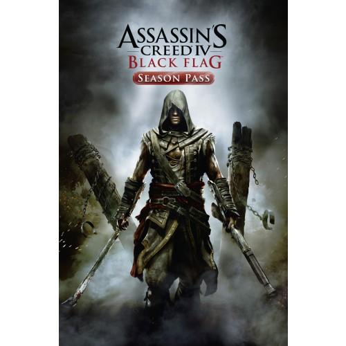 Assassin's Creed 4 Black Flag Season Pass