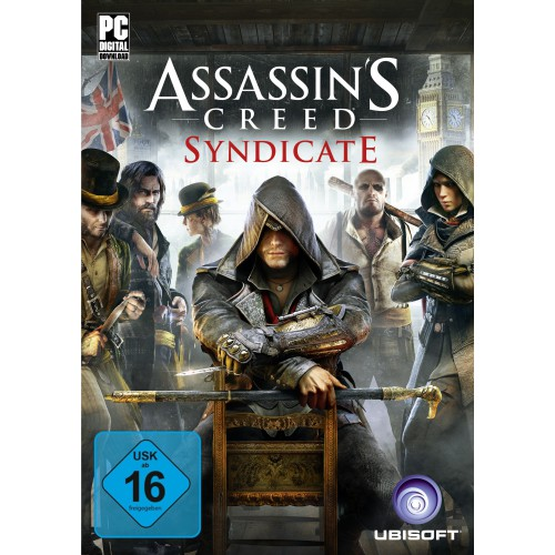 Gamekey Preisvergleich bei Gamekeys-Shop.de - Assassins Creed Syndicate