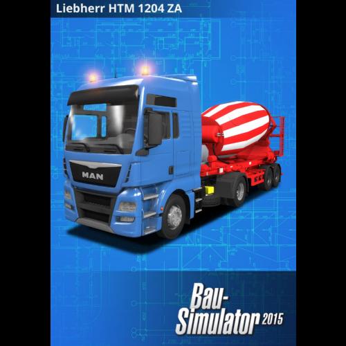BauSimulator 2015 LIEBHERR HTM 1204 ZA