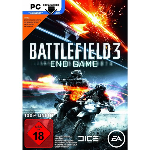 Battlefield 3 End Game DLC