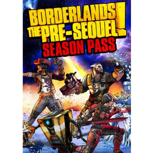 Borderlands The PreSequel Season Pass