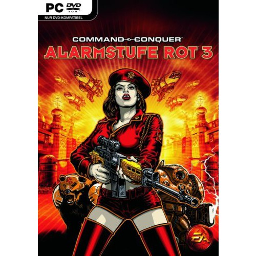 Command & Conquer Alarmstufe Rot 3