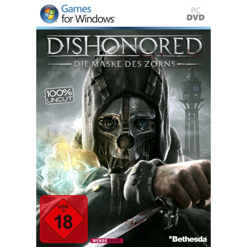 Dishonored Die Maske des Zorns