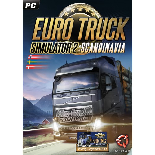 Euro Truck Simulator 2 Scandinavia AddOn