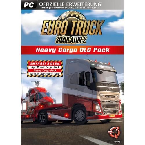 Euro Truck Simulator 2 Heavy Cargo DLC Pack