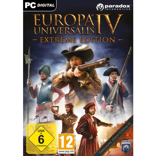 Europa Universalis 4 Digital Extreme Edition