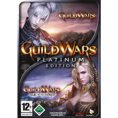 Guild Wars Prophecies & Eye of the North Platinum Edition
