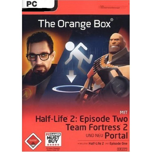 HalfLife 2 The Orange Box