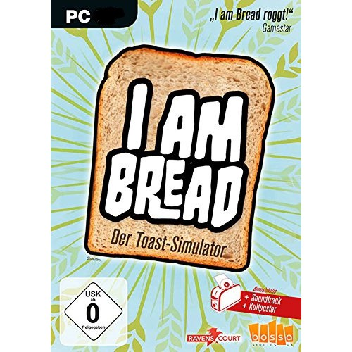 1 am Bread Der ToastSimulator