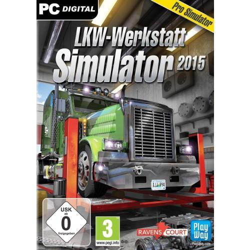 LKWWerkstatt Simulator 2015