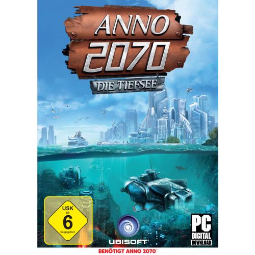 Anno 2070 Die Tiefsee