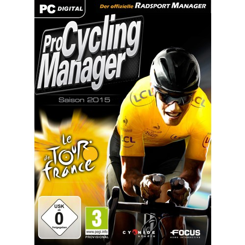 Pro Cycling Manager 2015 Der offizielle Radsport Manager
