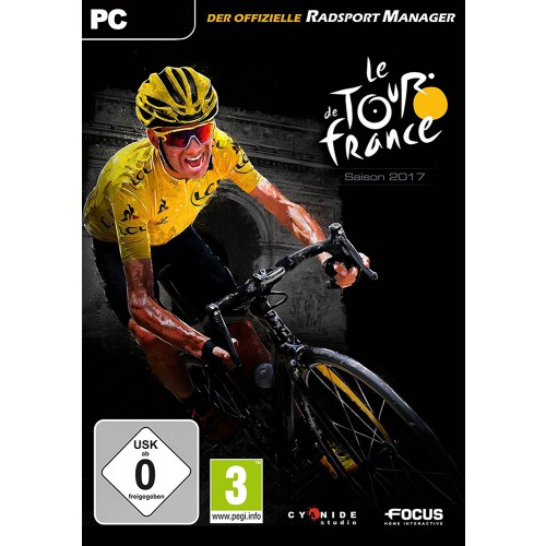 Pro Cycling Manager 2017 Der offizielle Radsport Manager
