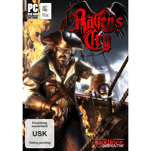 Raven's Cry (Vendetta Curse of Raven's Cry) Digital Deluxe Edition
