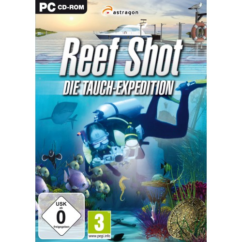 Reef Shot Die TauchExpedition