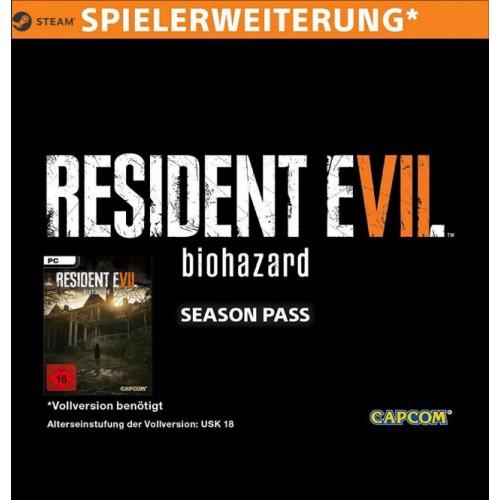 Resident Evil 7 Biohazard Season Pass