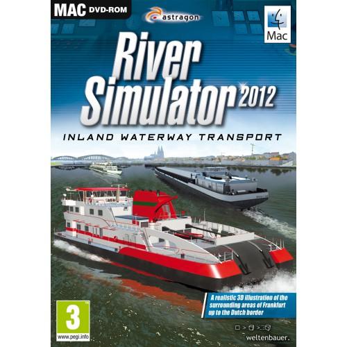 SchiffSimulator 2012 Binnenschifffahrt