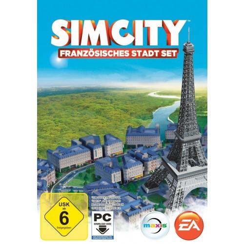 SimCity Franzsisches StadtSet
