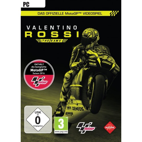 Valentino Rossi The Game (MotoGP 2016)