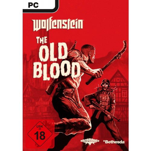 Wolfenstein The Old Blood Deutsche Version